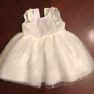 Janie & Jack dress, 6-12 mos